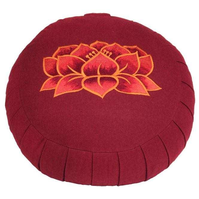 Meditationskissen ZAFU BASIC - Lotus