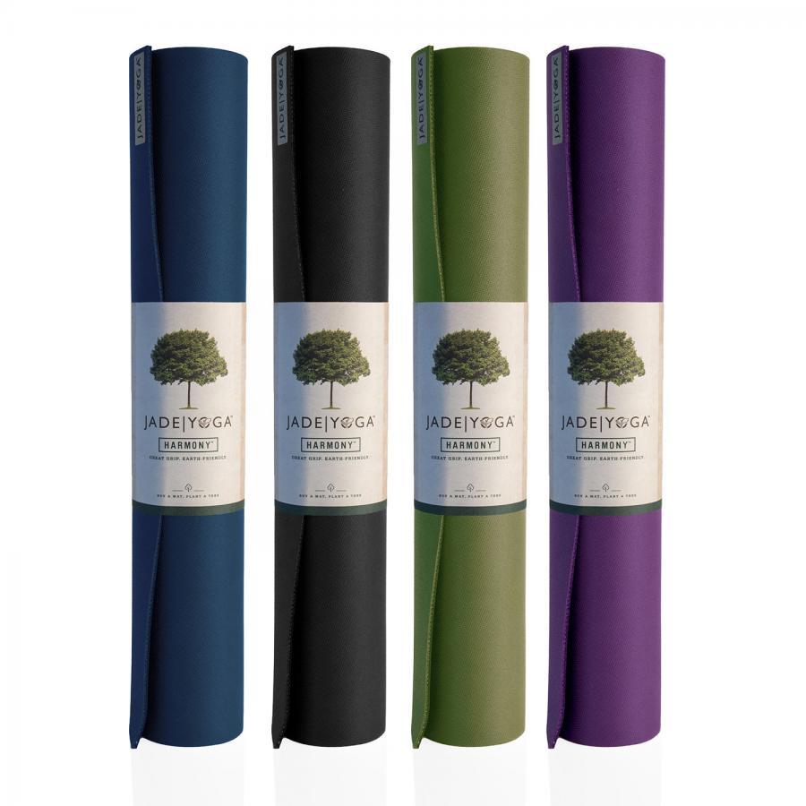 Yogamatte Jade Harmony - Extra Lang | Naturkautschuk