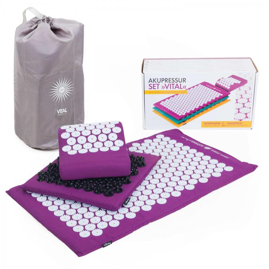 Kit d'acupression VITAL DELUXE soft