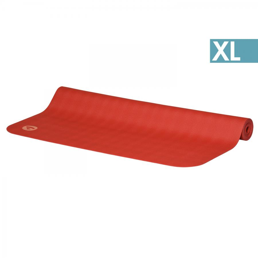 Reise-Yogamatte ECOPRO TRAVEL XL aus Naturkautschuk