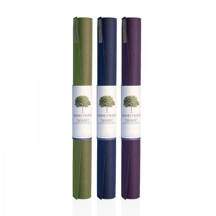 Yogamatte Jade Voyager   Naturkautschuk