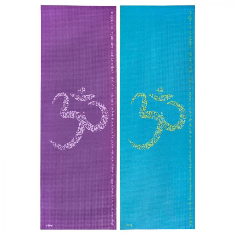 Tapis de yoga design OM/MANTRA, The Leela Collection