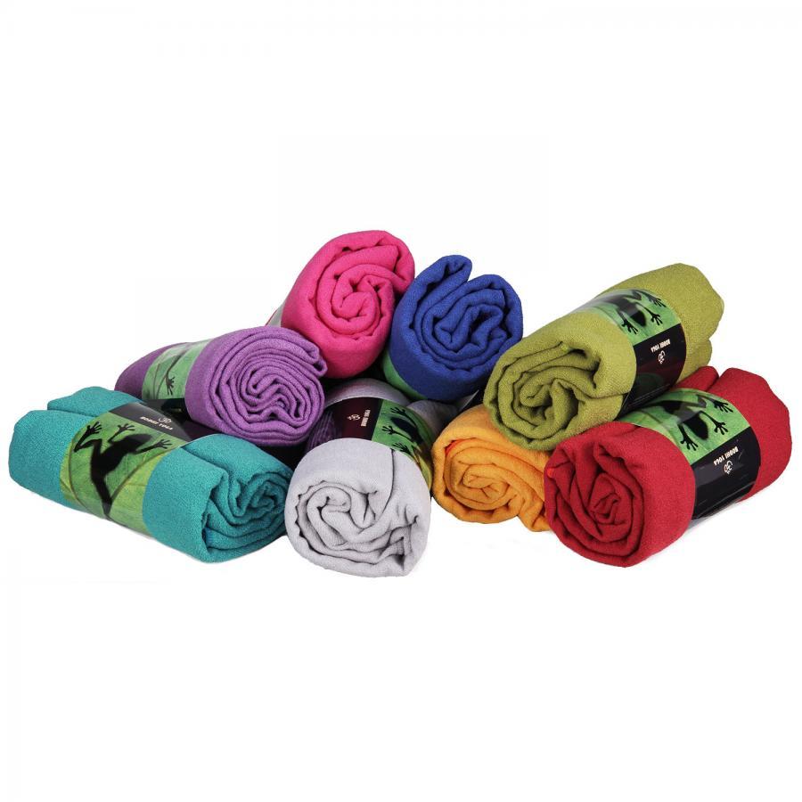 Yogatuch GRIP ² Yoga Towel mit Antirutschnoppen
