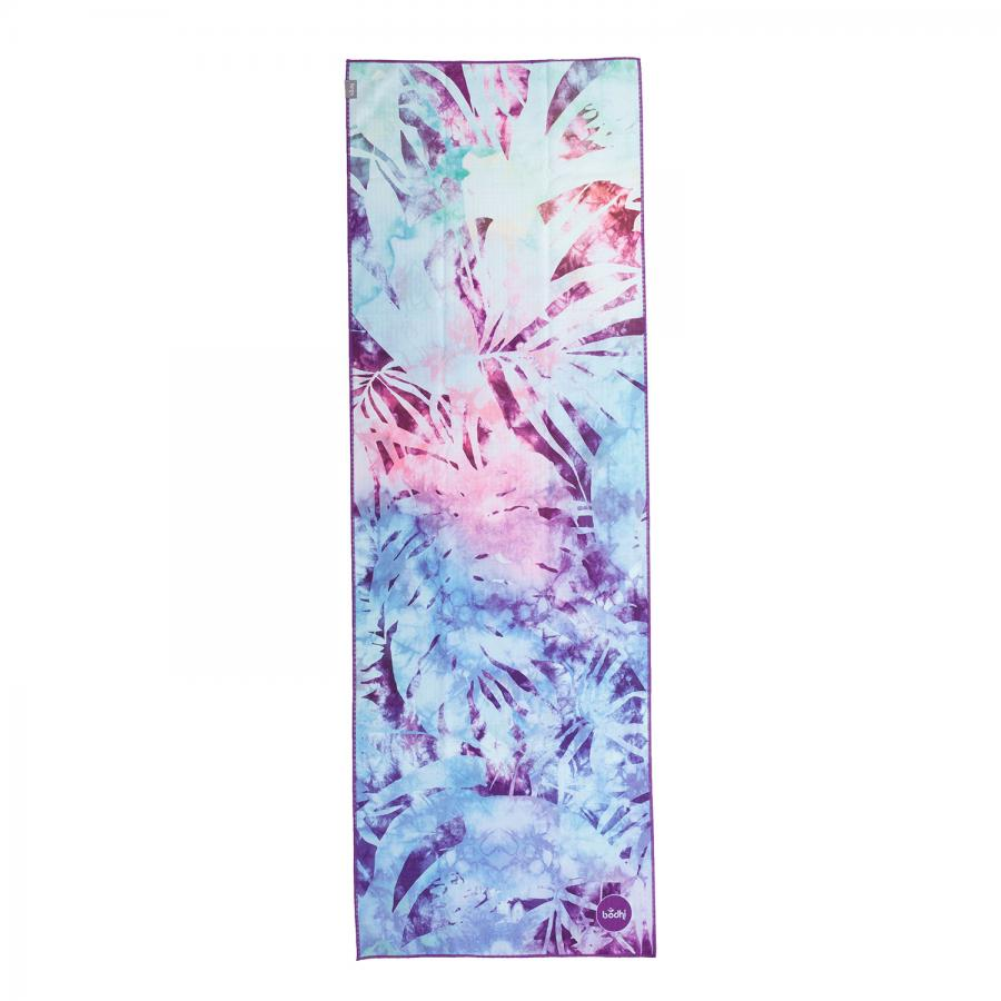 Yogatuch GRIP² Yoga Towel - Arctic Leaves