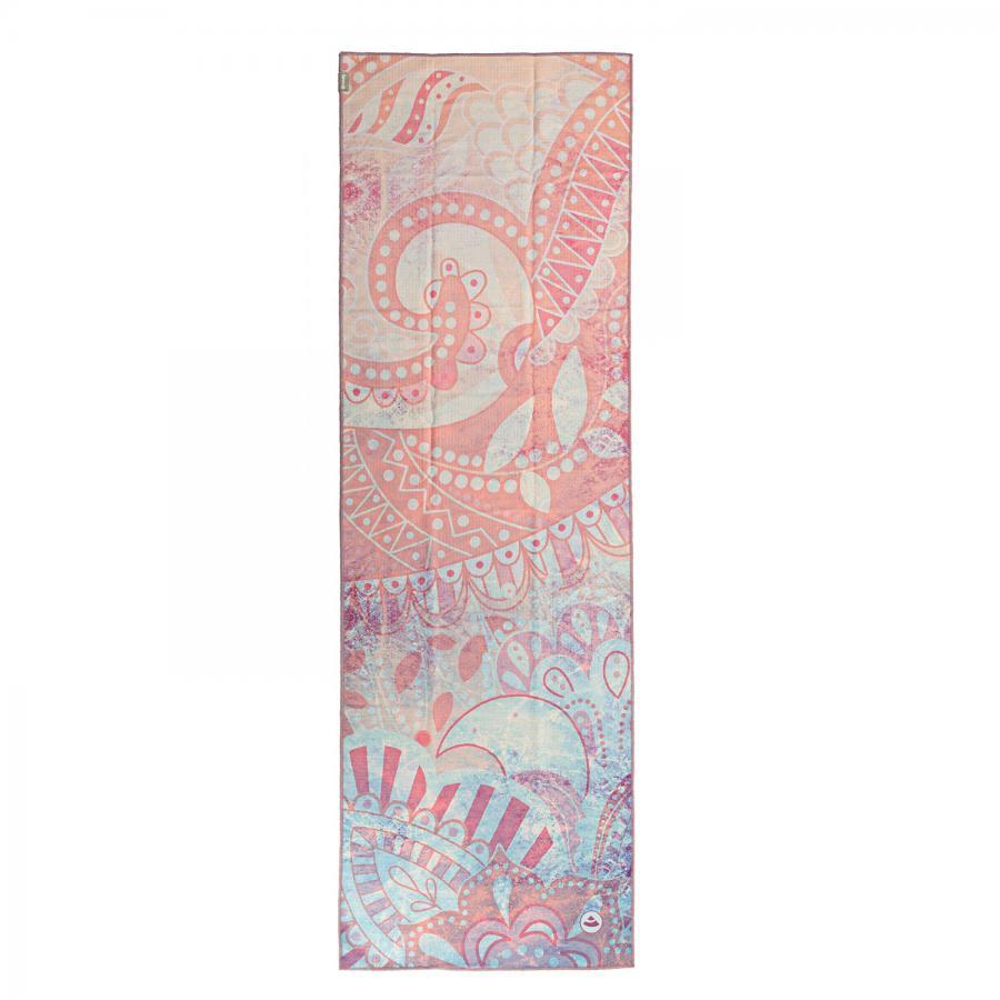 Serviette de yoga GRIP² - Paisley Mist