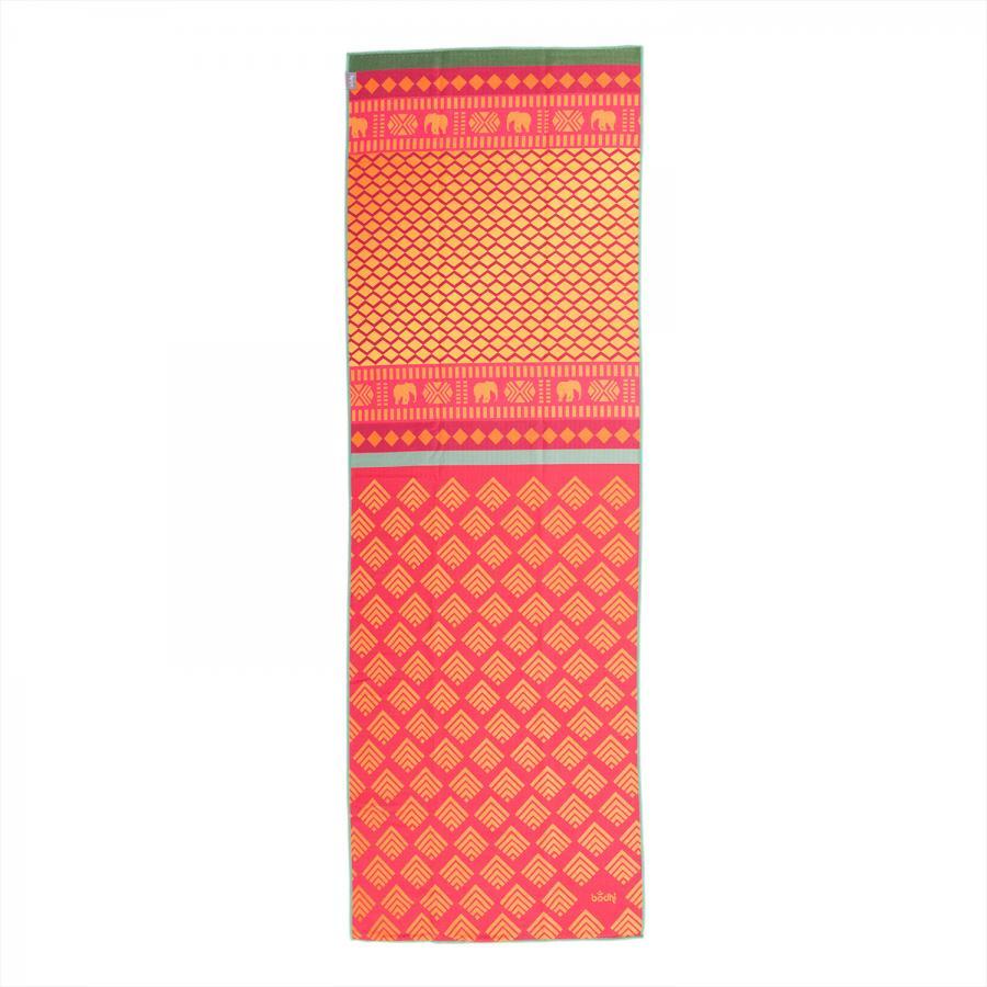 Yogatuch GRIP² Yoga Towel - Safari Sari