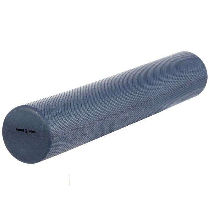 Rouleau de Pilates anthracite, long