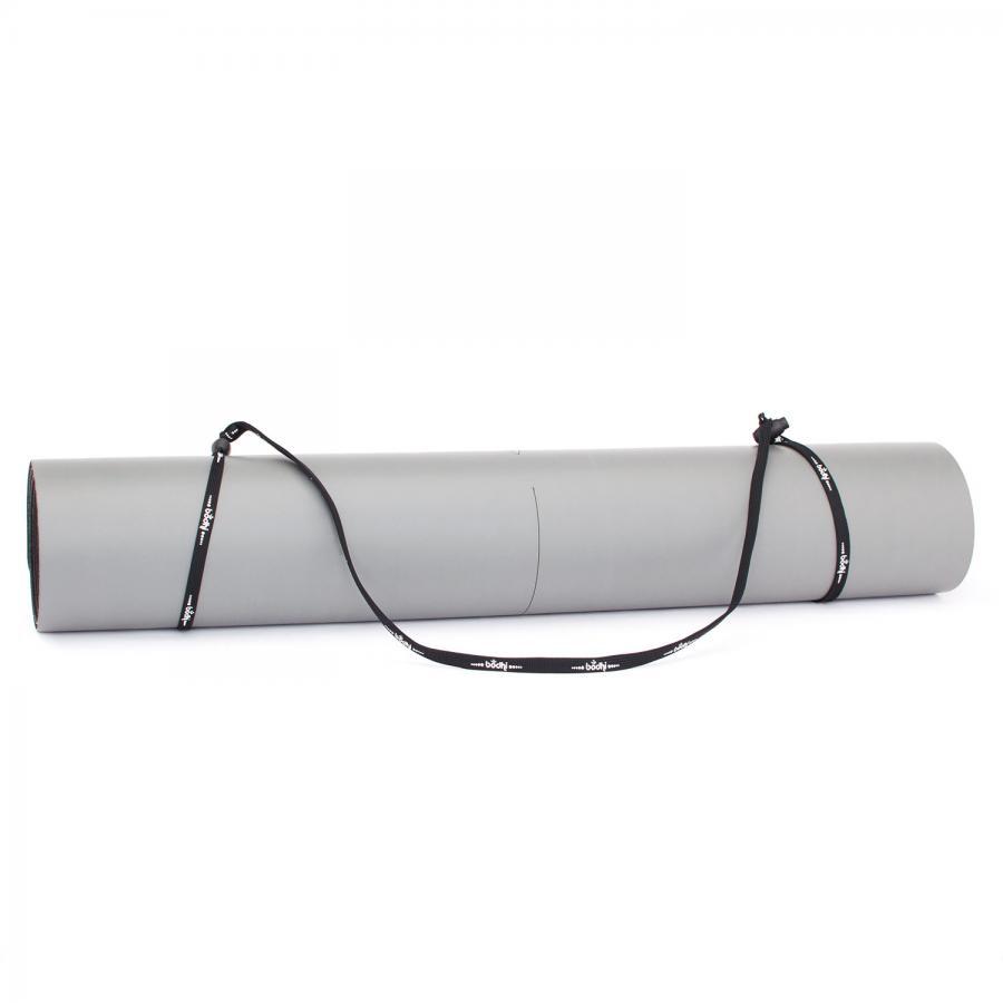 Yogamatten-Trageband schwarz