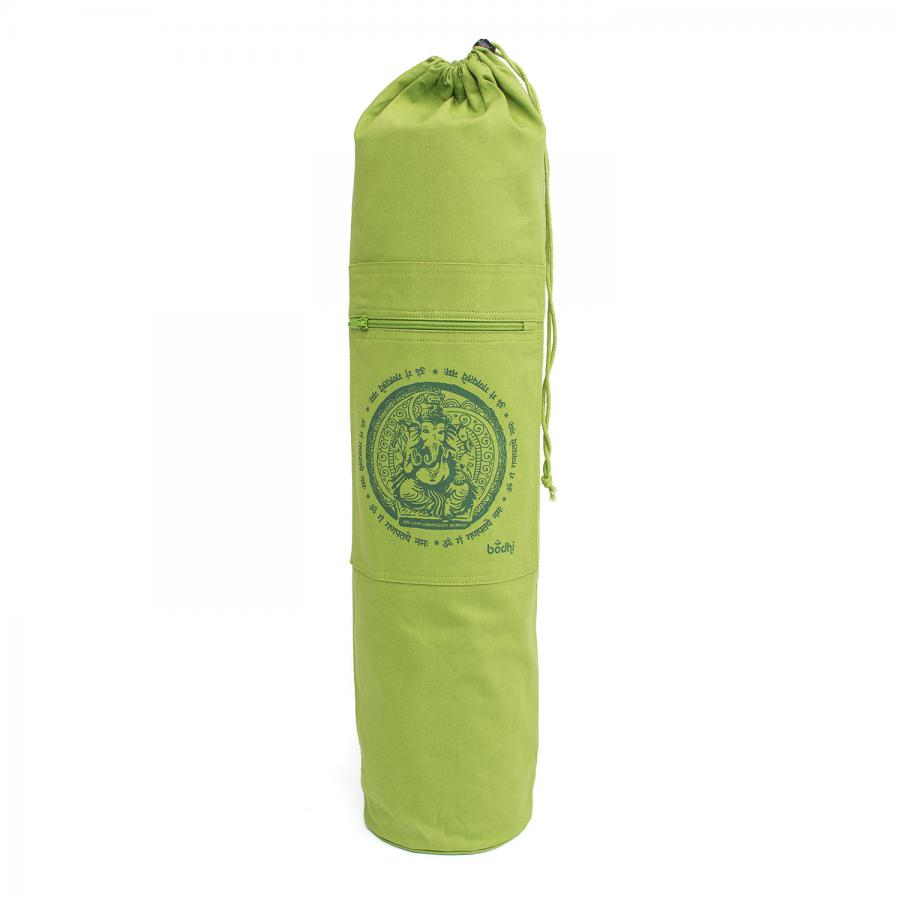 Yogamattentasche SHAKTI Bag olivgrün - Ganesh