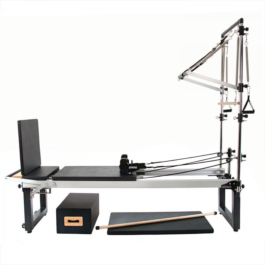 Align Pilates A2 Pro Reformer Paket mit Rehab Beinen
