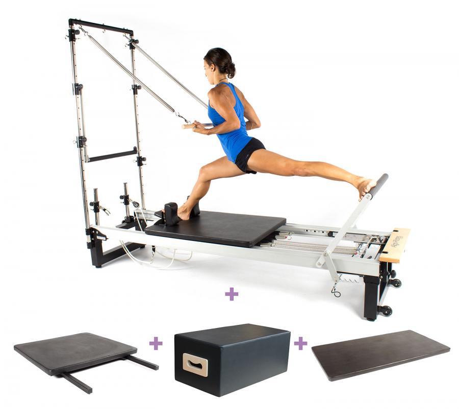 Align Pilates A2 Reformer Paket mit Standard Beinen