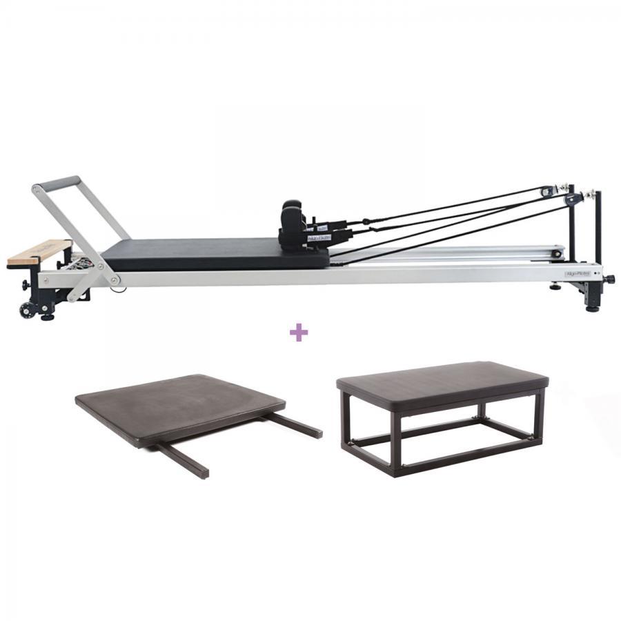 Align Pilates C2 Pro Reformer, Bundle