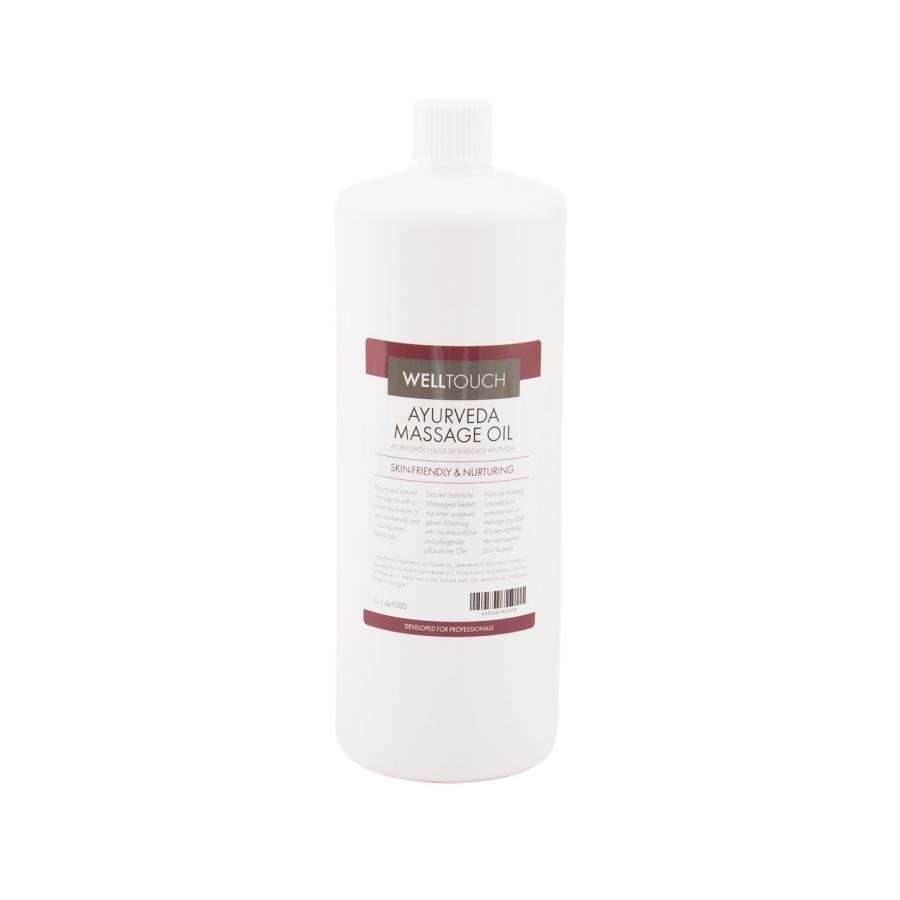 Ayurveda Massageöl, WellTouch 1000 ml