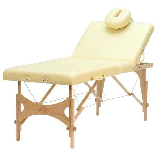 Table de massage Oakworks BACKREST