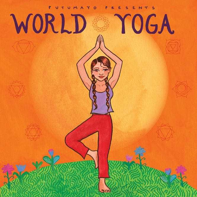 CD Putumayo World Yoga