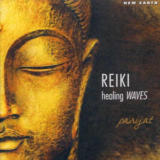 CD Reiki Healing Wave, Parijat