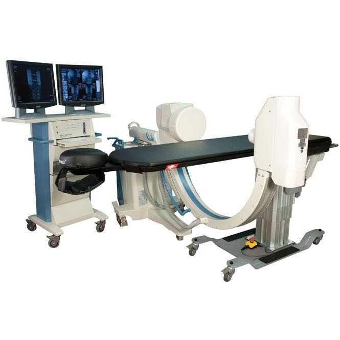 Röntgenliege Oakworks CFPM400 mit integrierter Kopfstütze