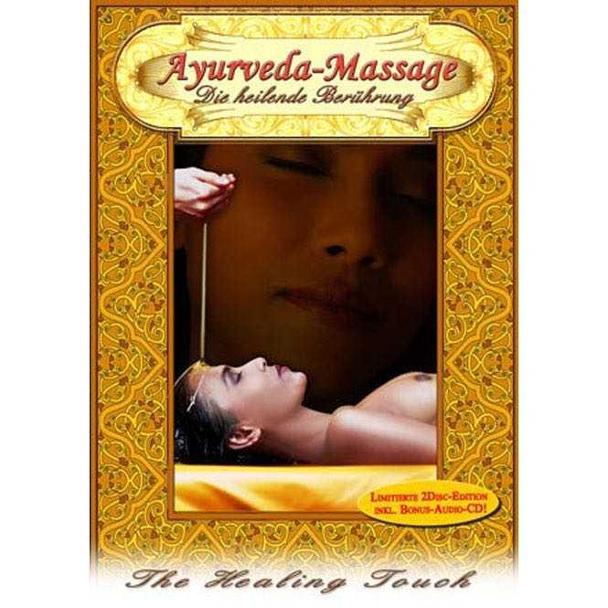 DVD & CD Ayurveda Massage, Simon Busch
