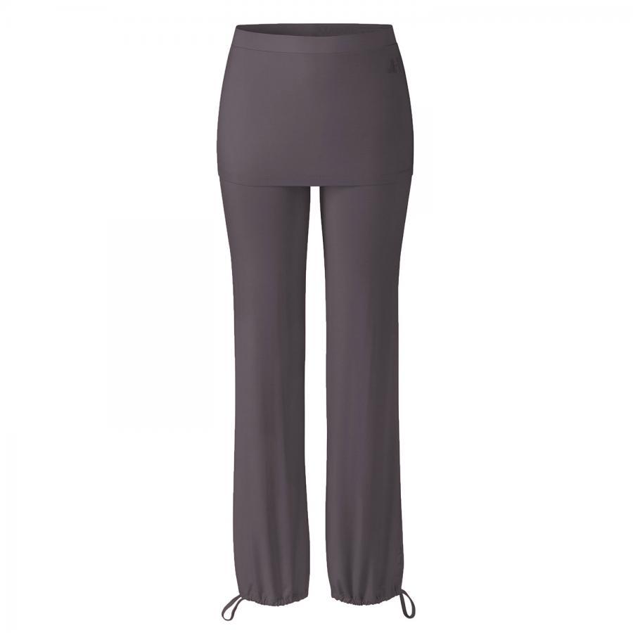 CURARE Pants Skirt, aubergine