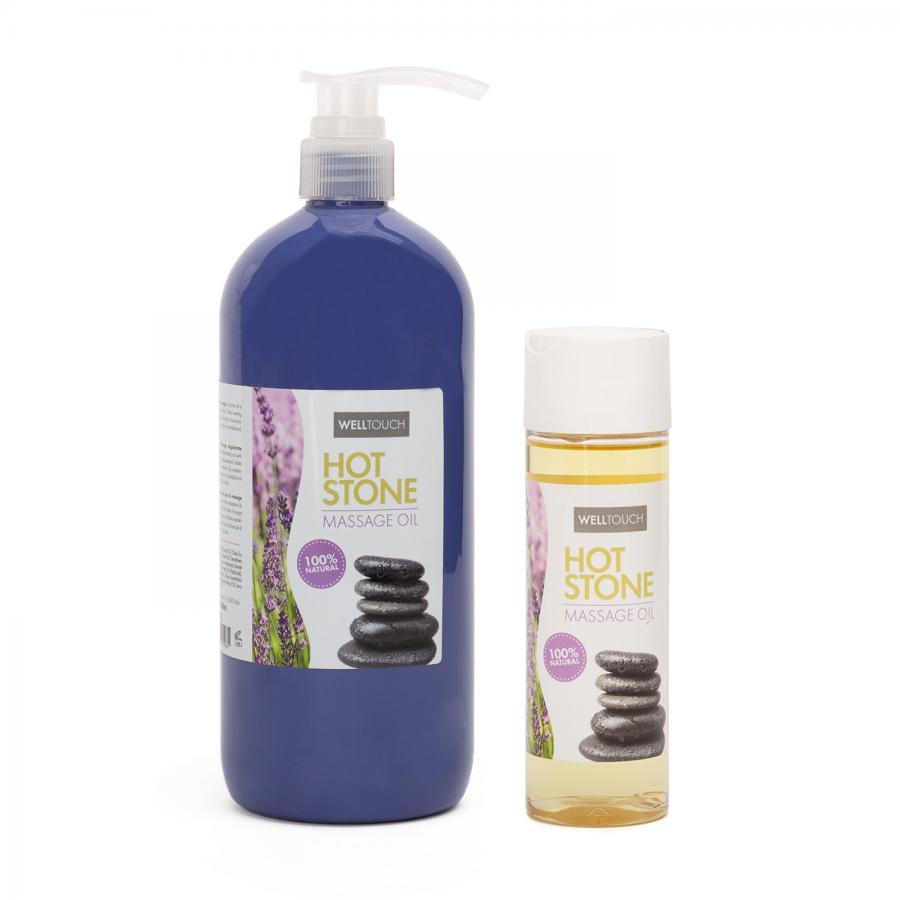 wuwei Hot Stone massage oil