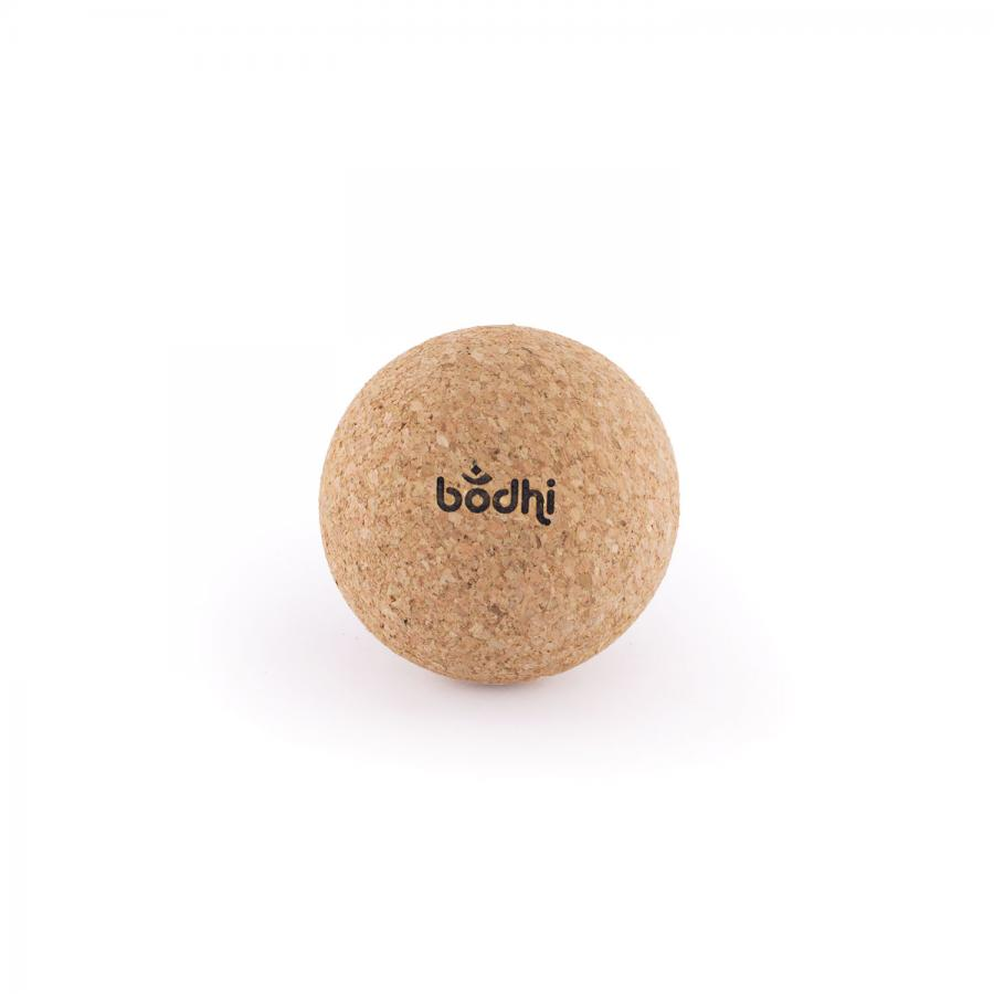 Faszien-Massage-Ball, Kork Ø 8 cm