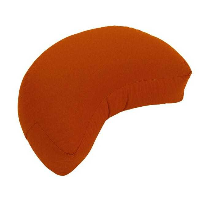 Meditation cushion LUNA CLASSIC terracotta (cotton twill)