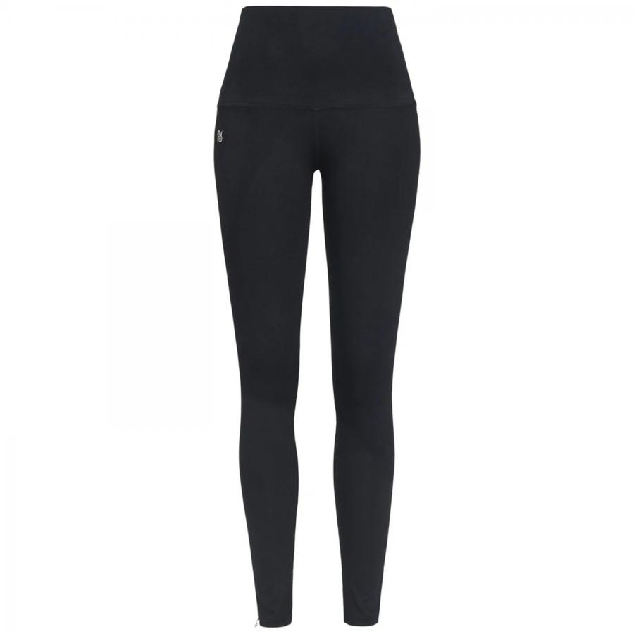 Lilikoi Yoga Leggings, schwarz
