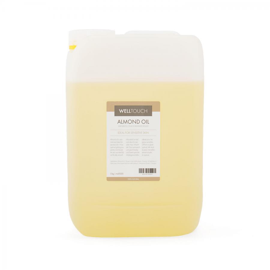 Mandelöl, WellTouch 5 kg (ca. 5,6 l) Kanister