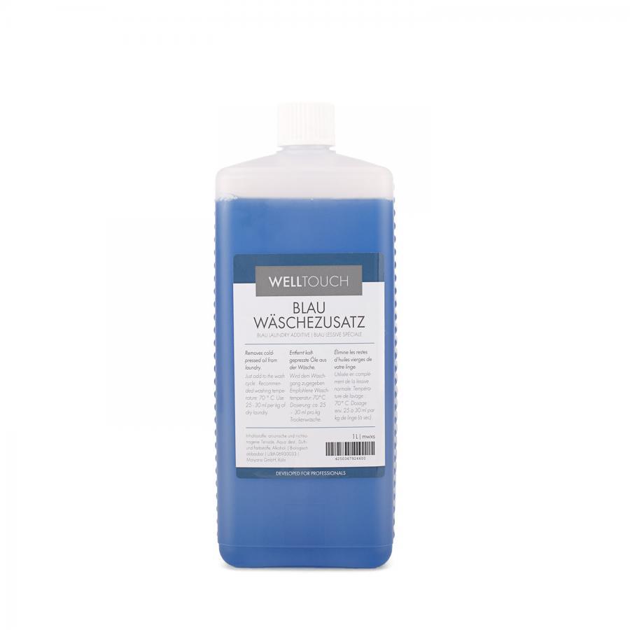 WellTouch lessive spéciale bleue pour le linge 1 litre