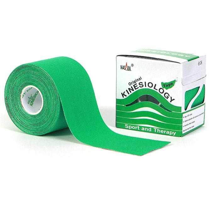Nasara Kinesiologie Tape grün