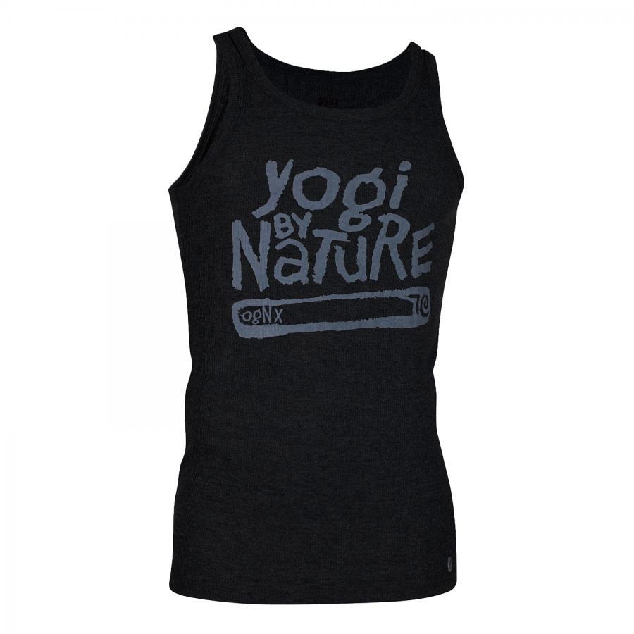OGNX Tank Yogi by Nature, schwarz L