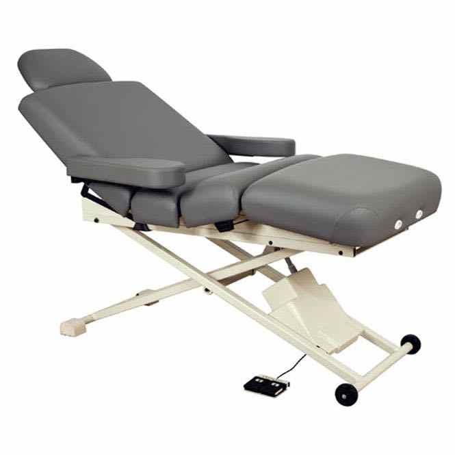 Table de massage Oakworks PROLUXE Lift-Assist Top  élévateur-ciseaux