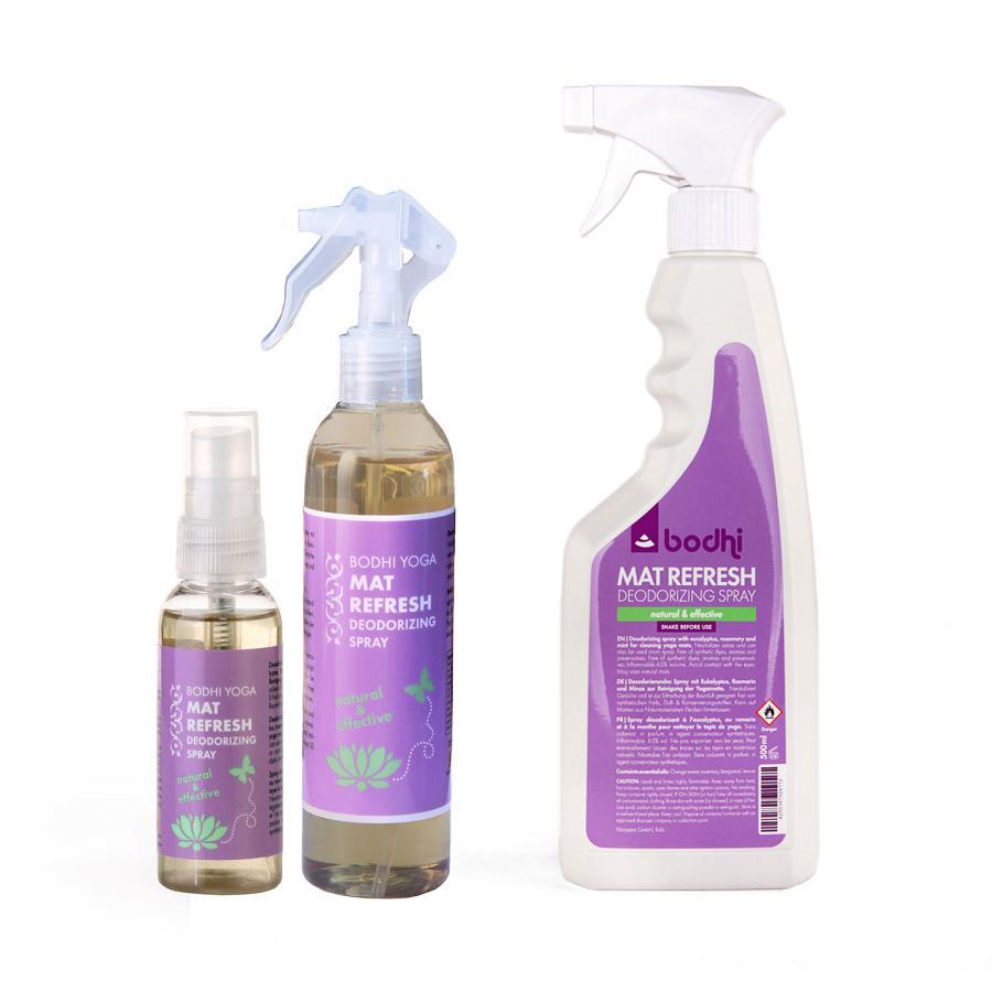 MAT REFRESH Yogamatten Spray