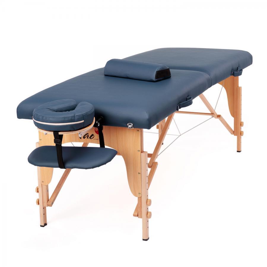 Massageliege TAOline RELAX PLUS Paket blau