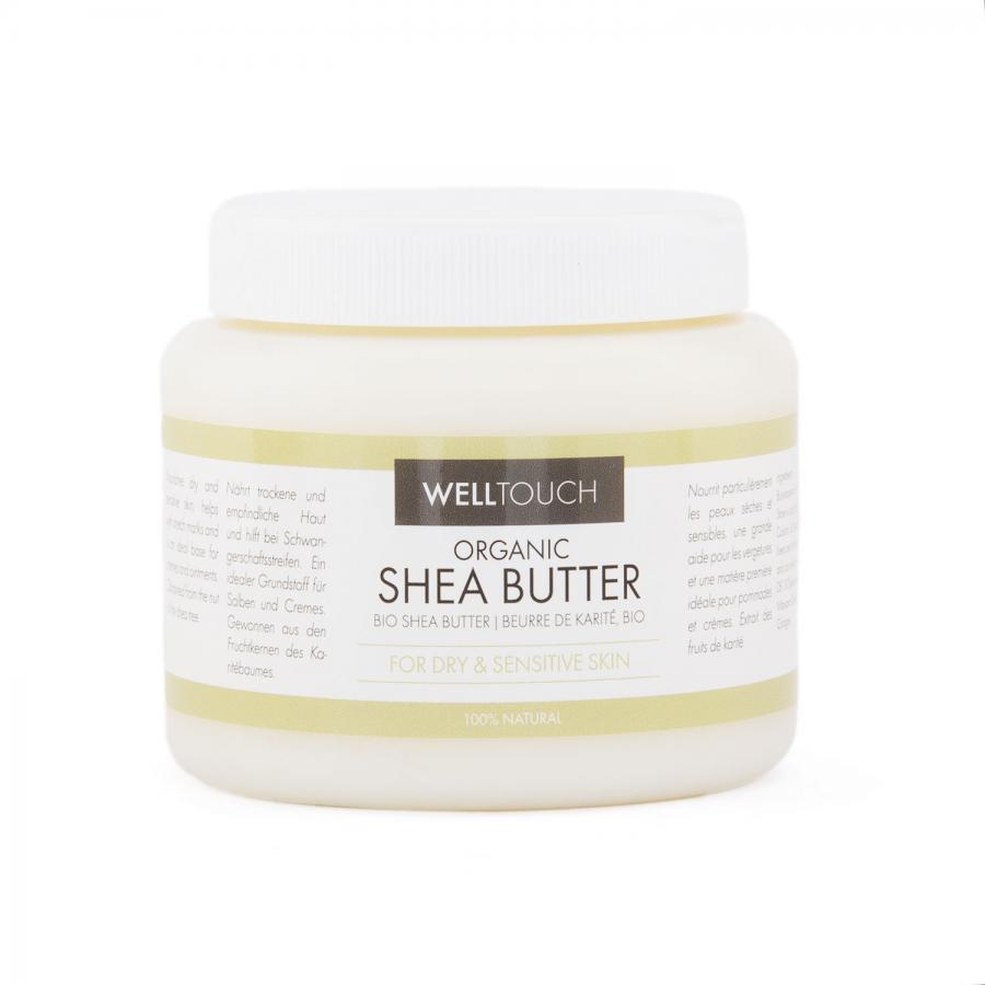 Pure Shea butter, bio, WellTouch