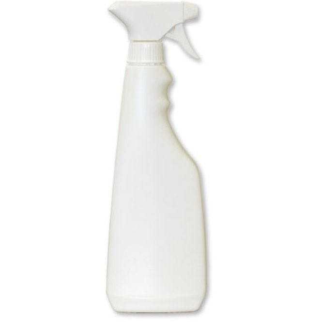 Refillable spray bottle for Disinfection fluid