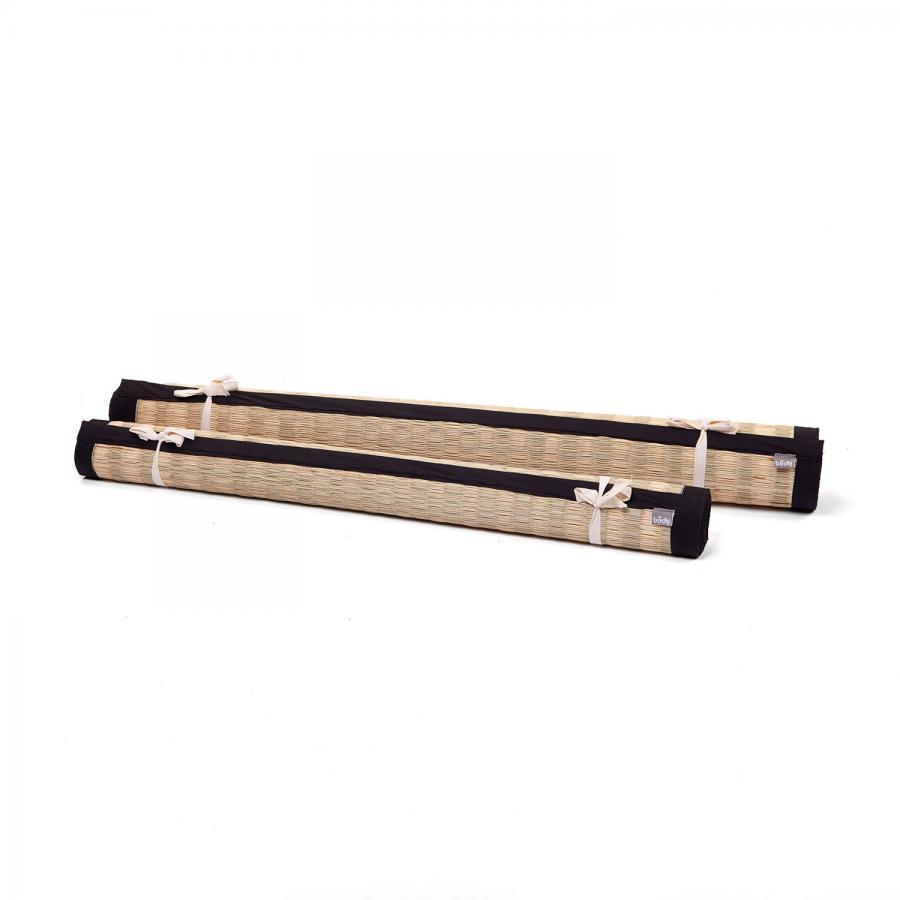 Tatami-Rollmatte in zwei verschiedenen Größen