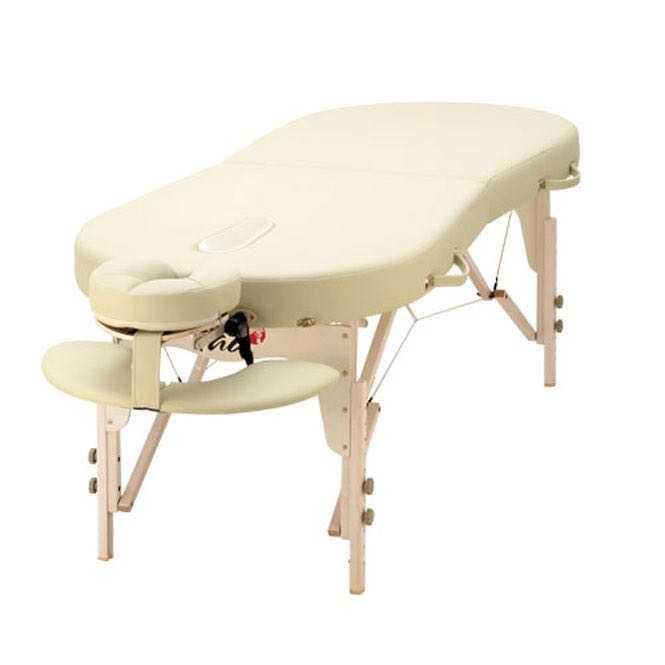 Massageliege TAOline CONTOUR 75 cm, beige