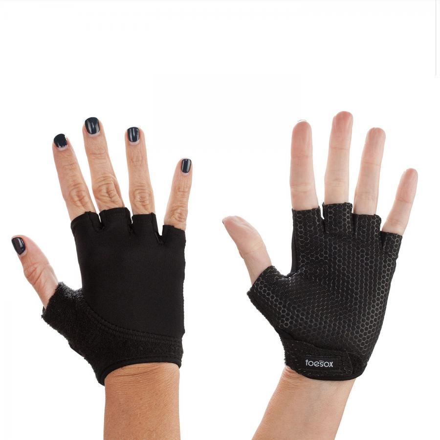 ToeSox Grip Glove Black