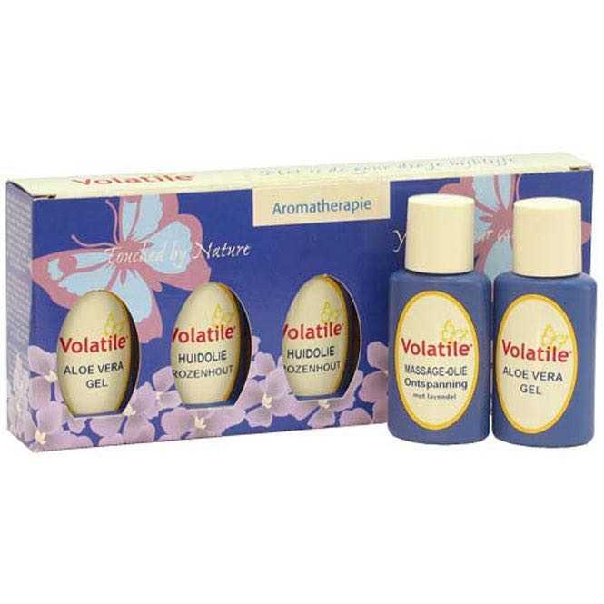 Geschenkset »Massageöle«