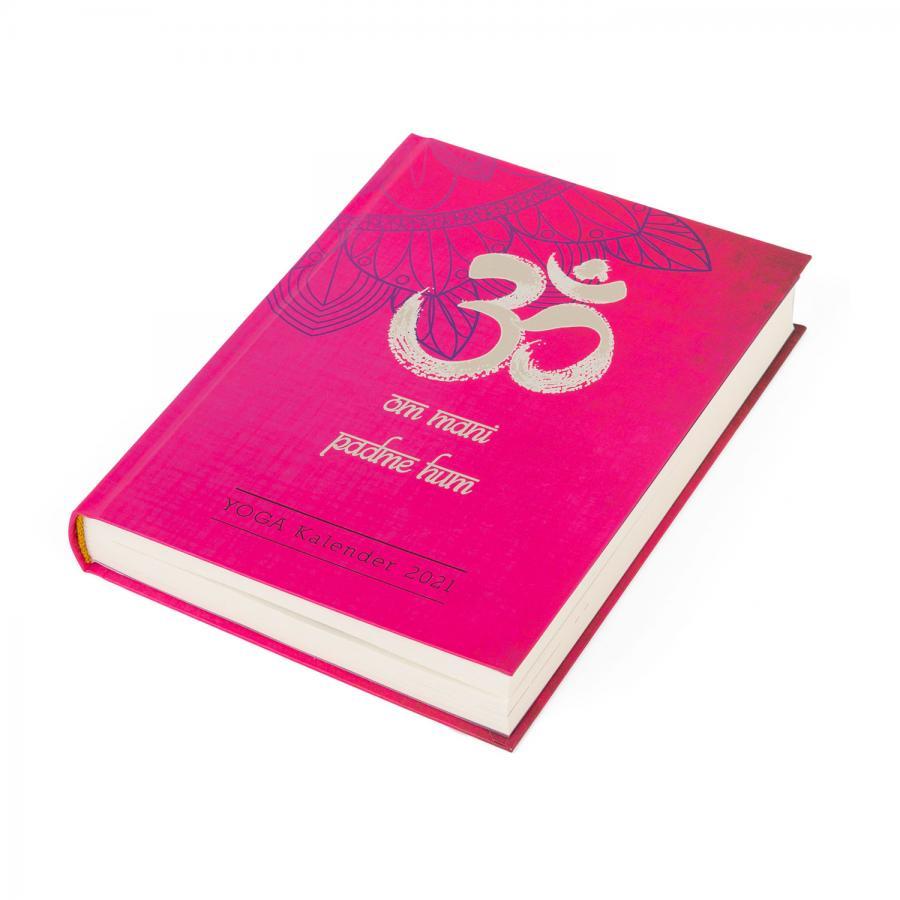 Yoga Taschen-Kalender 2021