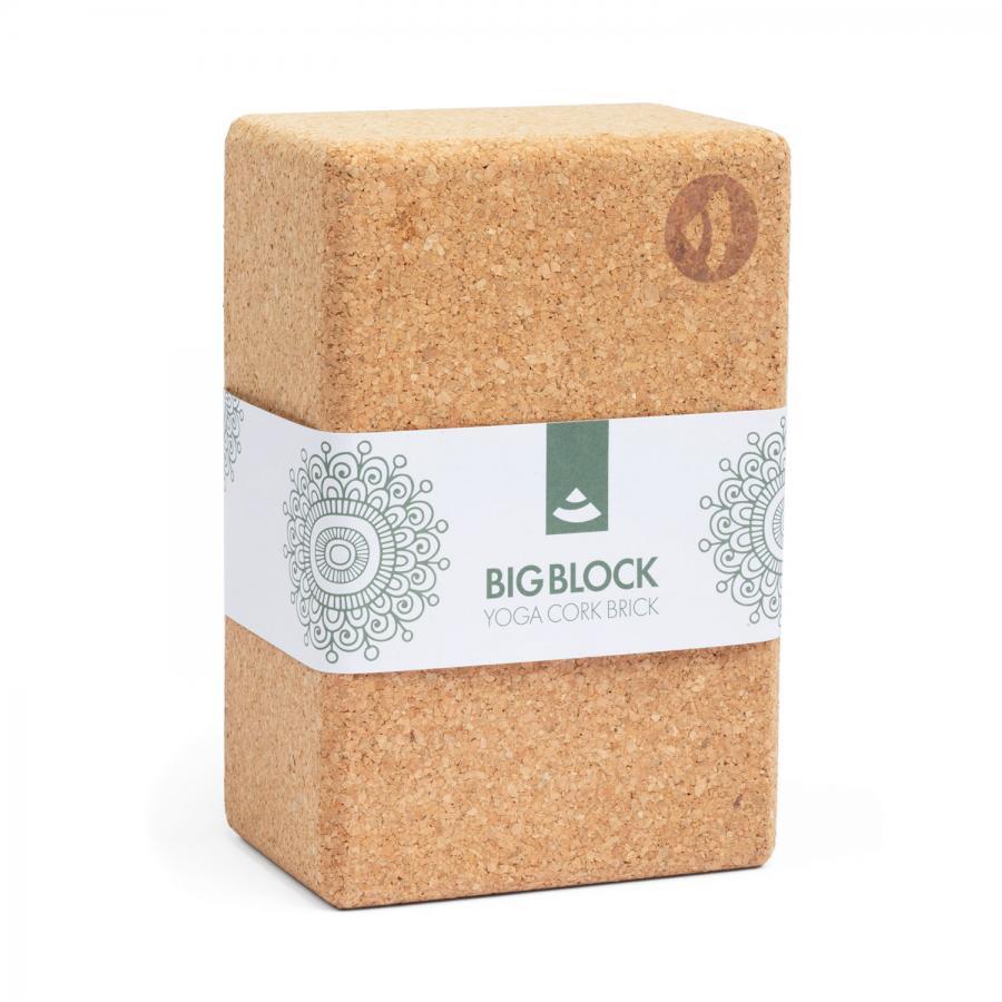 Yoga Kork Brick XXL | BIG BLOCK
