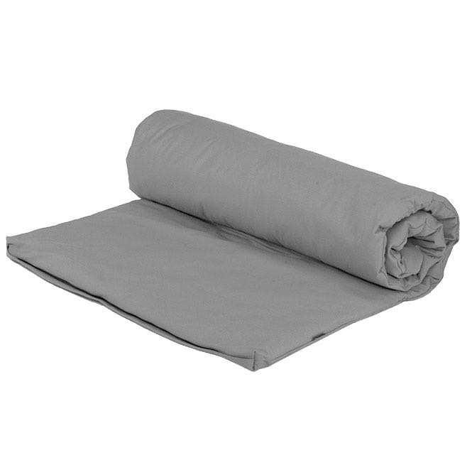 Yogamatte Yoga-Futon Bodhi 200x100cm grau