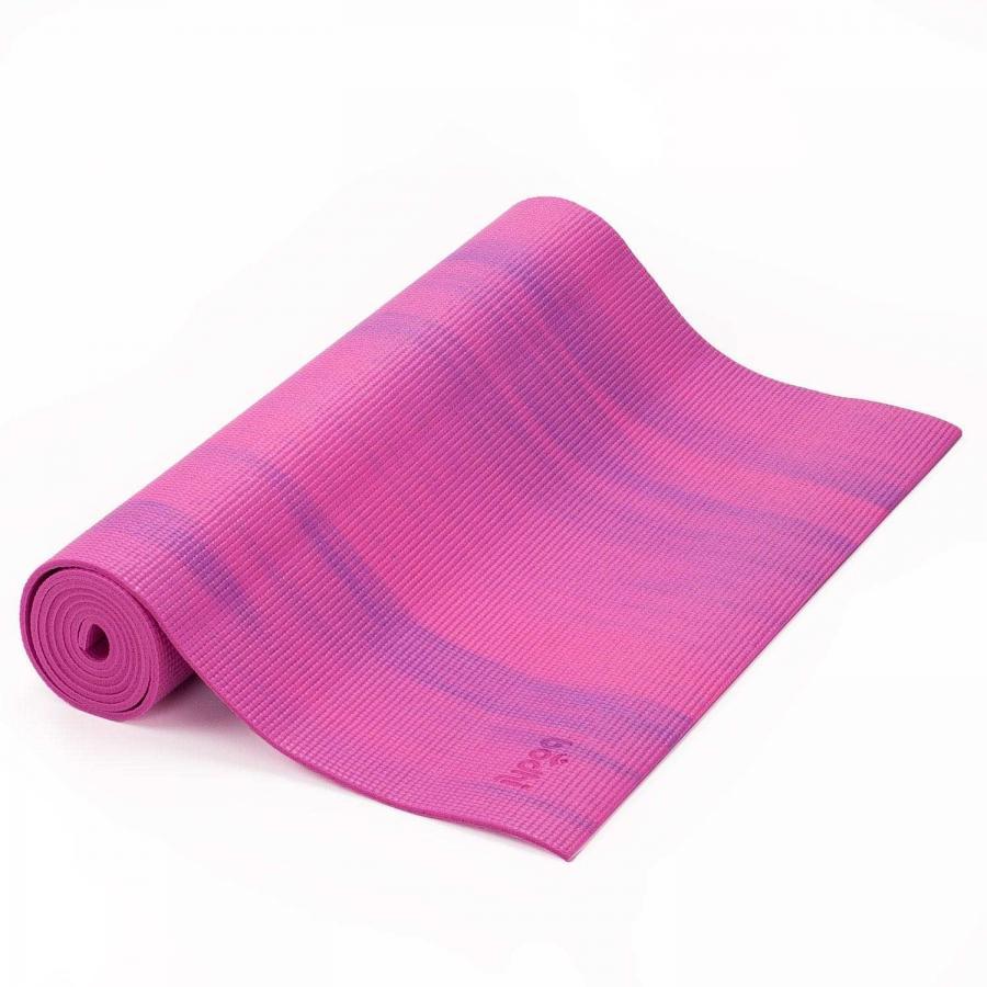 Yoga mat GANGES purple/pink