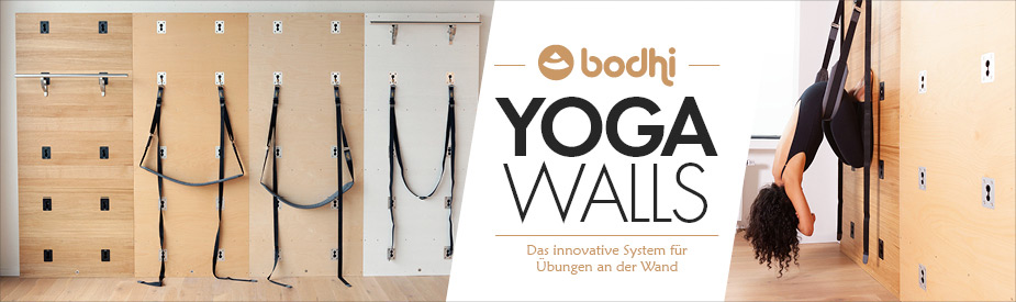 Yogawall Info Banner