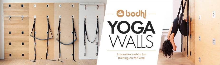bodhi Yoga wall | banner